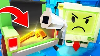 Download SECRET ITEM MAKES TEMP BOT KILL ME IN JOB SIMULATOR VR (Job Simulator Virtual Reality Gameplay) Video