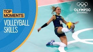 Download Top 5 Olympic Volleyball Moments | Top Moments Video