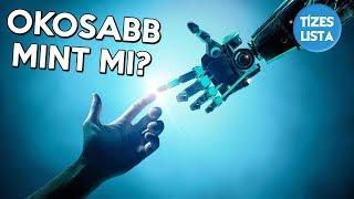 Download Mire képes mostanra a mesterséges intelligencia? Video
