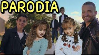 Download Nacho - Happy Happy ft. Los Mendoza - PARODIA - KARAOKE - Valeria Luis - ESPECIAL 60.000 Subs Video