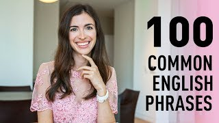 Download LEARN 100 COMMON PHRASES IN ENGLISH IN 20 MINUTES Video