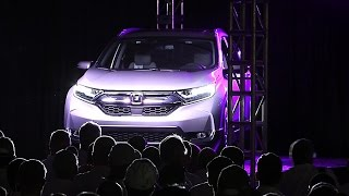 Download 2017 Honda CR-V Mass Production Start Video