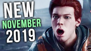 Download Top 10 NEW Games of November 2019 Video