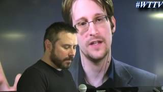 Download Edward Snowden Interview with Jeremy Scahill 15/03/2017 Video