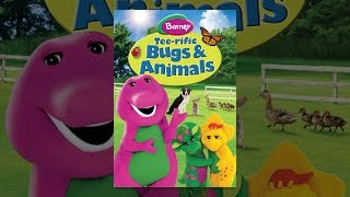 Download Barney: Tee-Rific Bugs & Animals Video