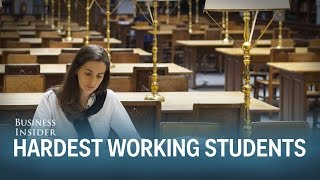 Download The colleges with the hardest working students Video