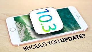 Download iOS 10.3 Review - Should You Update? Video