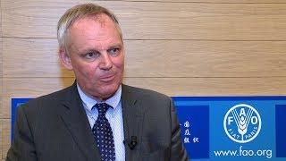 Download Remarks by Bruno van der Pluijm on cooperation Belgium-FAO Video