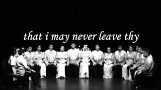 Download Anima christi - Philippine Madrigal Singers [HQ] Video