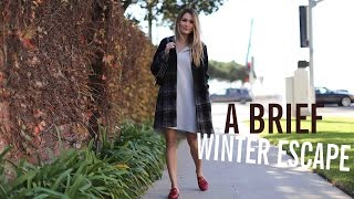Download Winter Escape to California, among other things   ttsandra vlog Video