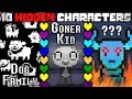 Download 10 Secret UNDERTALE Characters You Never Knew Existed! Undertale Theory | UNDERLAB Video