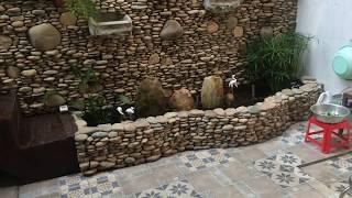 Download Kho tư liệu Xây dựng - Tiểu cảnh trang trí tường | Trang trí sân sau Video