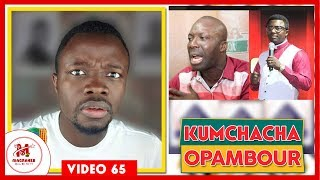 Download Kumchacha & Opambour €XPL0DES on MENZGOLD & Pastor's Wahala || Magraheb TV Video