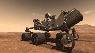 Download Mars Science Laboratory Curiosity Rover Animation Video
