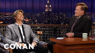 Download Conan Remembers David Bowie - CONAN on TBS Video