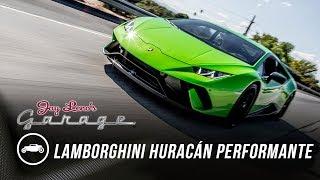 Download 2018 Lamborghini Huracán Performante - Jay Leno's Garage Video
