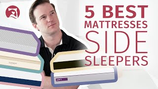 Download 5 Best Mattresses for Side Sleepers - The Complete List! Video