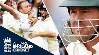 Download Flintoff's Magic Over To Ponting | 2nd Ashes Test Edgbaston 2005 - Full Coverage Video