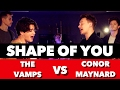 Download Ed Sheeran - Shape Of You (SING OFF vs. The Vamps) Video