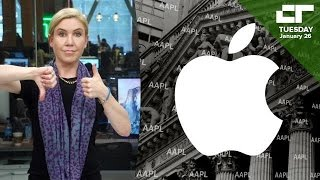 Download Apple Earnings Beat Street, But iPhone Sales Fall Short | Crunch Report Video