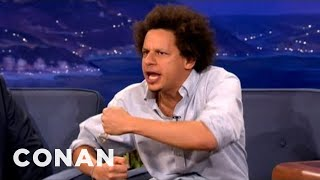 Download Eric Andre Gives Colonial Williamsburg A Dose Of Reality - CONAN on TBS Video