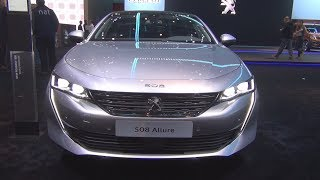 Download Peugeot 508 Allure (2018) Exterior and Interior Video