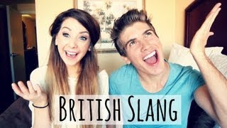 Download British Slang With Joey Graceffa | Zoella Video