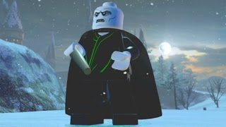 Download LEGO Dimensions - Lord Voldemort Free Roam Gameplay (Harry Potter World) Video