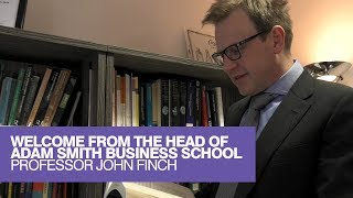 Download Welcome from Professor John Finch, Head of School Video