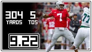 Download Dwayne Haskins Full Highlights Ohio State vs Tulane || 9.22.18 || 304 Yards, 5 TDs Video