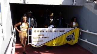 Download Alabama state mighty marching hornets Magic City Classic 2013 Video