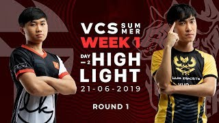 Download LK vs GAM HighLights [VCS Mùa Hè 2019][21.06.2019][Ván 1] Video