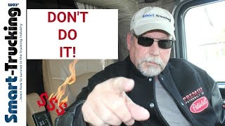 Download I Should DO WHAT To Pay For CDL School Training? Video