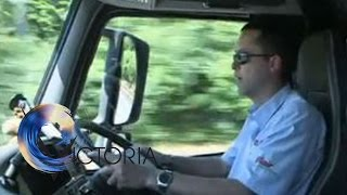 Download ″I'm a trucker not an immigration officer″ BBC News Video