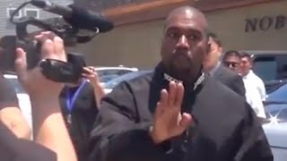 Download Kanye West Worst Moments With Paparazzi - Abusing, Fighting & more Video