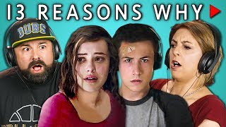 Download PARENTS REACT TO 13 REASONS WHY Video