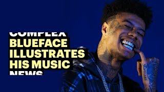 Download Blueface Illustrates Viral Tracks ″Thotiana,″ ″Next Big Thing,″ and ″Bleed It″ Video