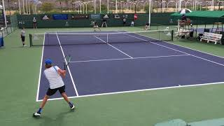 Download Boys ITF Easter Bowl Final 2018 Video