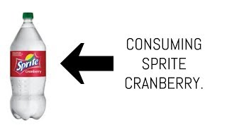 Download Testing the Sprite Cranberry! 🥫 Video