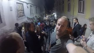 Download Lisbon Street Party Video