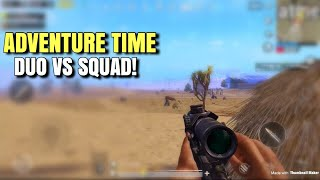 Download Playing With Furki | PUBG Mobile | Duo vs Squad Elimination! Video