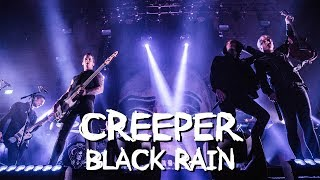 Download Creeper - Black Rain and Theatre of Fear Entrance - LIVE at Manchester Albert Hall 09/12/17 Video