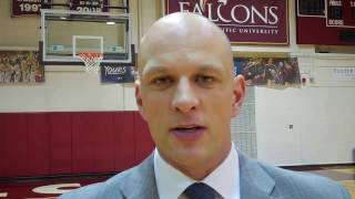 Download SPU MEN'S BASKETBALL: Coach Grant Leep (Jan. 5, 2017) Video