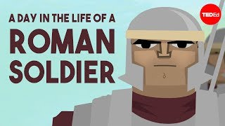 Download A day in the life of a Roman soldier - Robert Garland Video