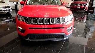 Download Jeep Compass Car in Bengaluru India at Showrrom display available with testdrive Video