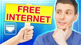 Download How to Get Free Internet For Life! Video