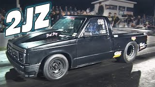 Download This S10 is UNREAL...2JZ NO SH*T! Video
