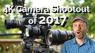 Download Best 4K Video Camera Shootout of 2017 Video