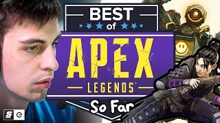 Download Shroud's New Playground: Apex Legends Best Kills, Funny Moments and Fails So Far Video