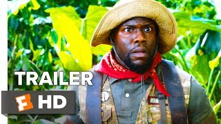 Download Jumanji: Welcome to the Jungle International Trailer #1 (2017) | Movieclips Trailers Video